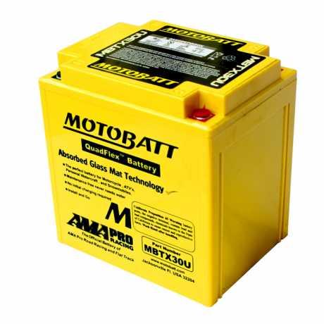 Motobatt Motobatt Batterie MBTX30U  - 61-9305