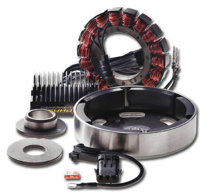 Compu-Fire Compu-Fire 3-Phasen 40A Charging System  - 61-0316