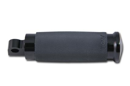 Avon Grips Avon Custom Contour Foot Pegs, black  - 61-0374