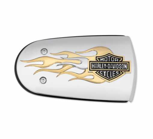 Harley-Davidson Flames Air Cleaner Trim  - 61300222