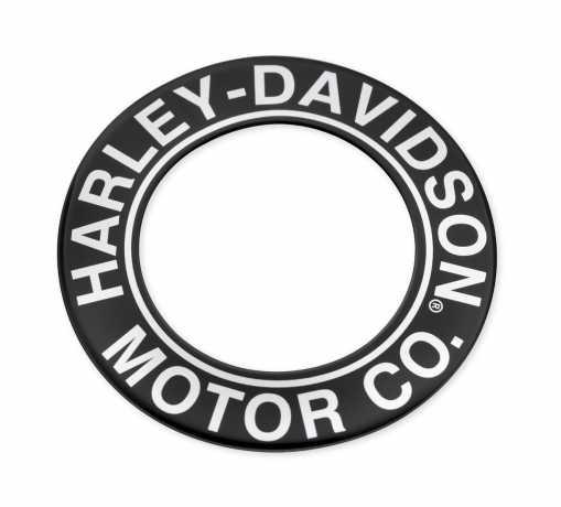 Harley-Davidson Fuel Cap Medallion H-D Motor Co.  - 61300585