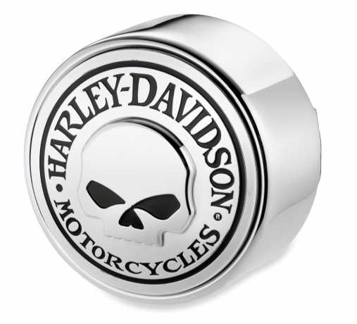 Harley-Davidson Willie G. Skull Horn Cover  - 61300622