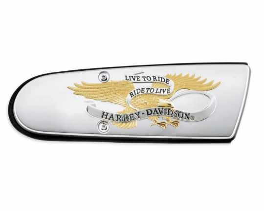 Harley-Davidson Live To Ride Air Cleaner Trim  - 61300656
