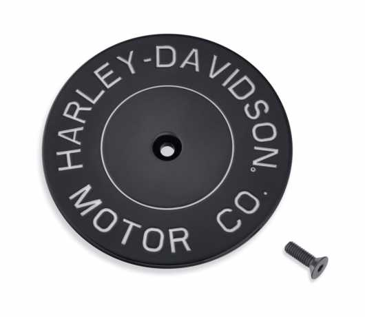 Harley-Davidson H-D Motor Co. Air Cleaner Trim black  - 61301005