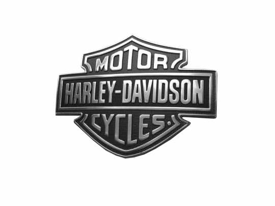Harley-Davidson Tank Medallion left Bar & Shield  - 61400055