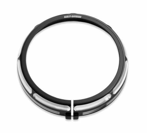 Harley-Davidson Burst Headlamp Trim Ring  - 61400149