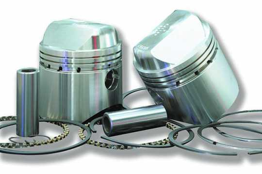 Wiseco Wiseco Forged Piston Kit 10.5:1 +010  - 61-5201