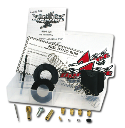 Dynojet Stage 7 Thunderslide Kit