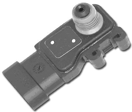 Standard Motorcycle Products Luftdrucksensor- Ansaugstutzen (MAP)  - 61-7528