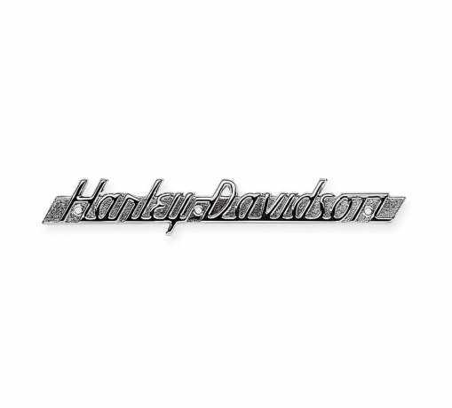 Harley-Davidson Fuel Tank Nameplate 61774-51T  - 61774-51T
