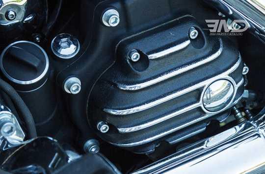 EMD EMD Snatch Getriebedeckel schwarz cut  - 61-8493