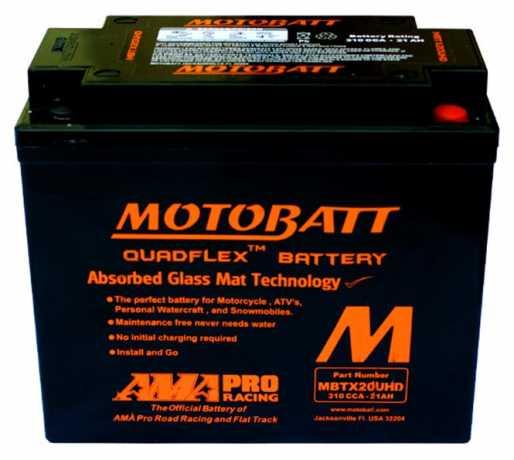 Motobatt Motobatt Batterie MBTX20UHD, schwarz  - 61-9278