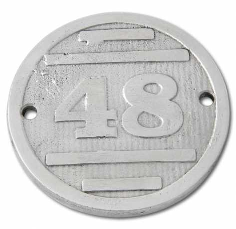 Wannabe Choppers Wannabe Choppers Pointcover 48 aluminum casting  - 61-9872