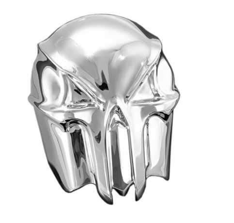 Küryakyn Küryakyn Skull Horn Cover chrome - 62-9670