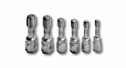 Jims Jims Thread Cleaning Tap Set  - 62-2046