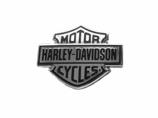 Harley-Davidson Tank Medallion Left Bar & Shield  - 62381-08