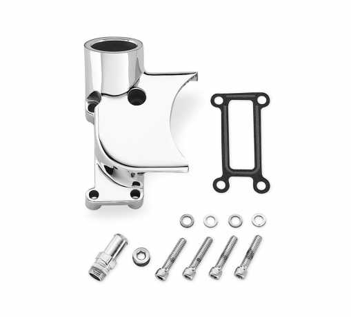 Harley-Davidson Oil Filler Spout chrome  - 62470-02
