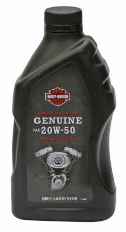 Harley-Davidson 360 Motorcycle Oil 20W50