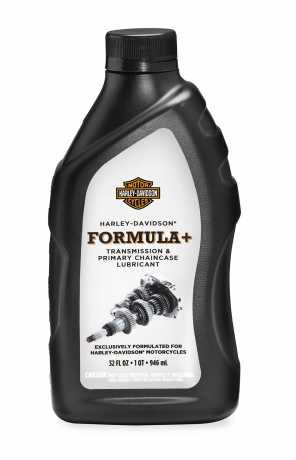 Harley-Davidson Formula+ Transmission and Primary Chaincase Lubricant  - 62600019