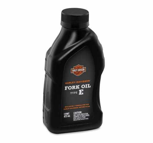 Harley-Davidson Fork Oil Type E  - 62600026