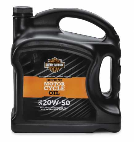 H-D 360 Motorcycle Oil SAE 20W50