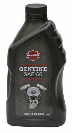 Harley-Davidson H-D 360 Motorradöl SEA 60 - 1 Liter  - 62600061
