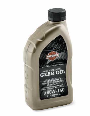 Harley-Davidson Heavy Synthetic Gear Oil SAE 80W-140  - 62600093