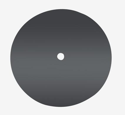 Custom Chrome Front Plate Black  - 62-9326