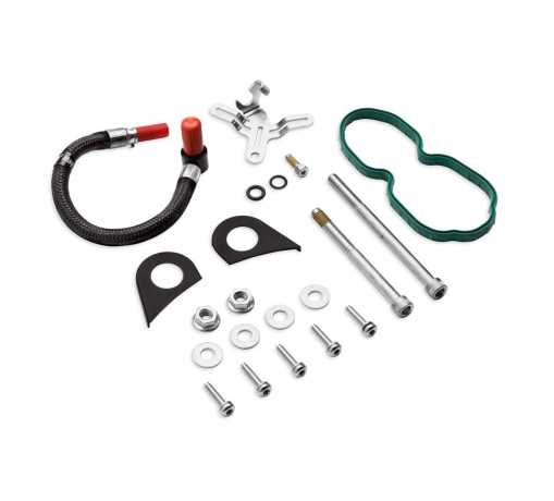 Harley-Davidson Large Tank Installation Kit  - 62999-07