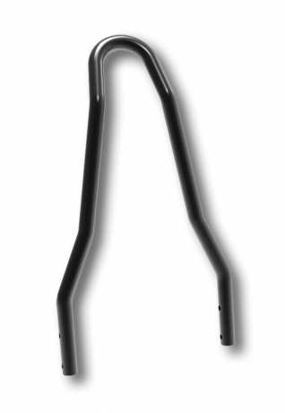 Khrome Werks Sissy Bar 7 5 Quot Round Black For Dyna Fxd 02