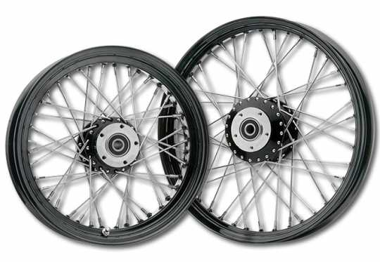 DNA DNA 40-Spoke Wheel  16X3.50 Black  - 63-5703