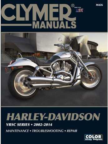 Clymer Clymer Book HD M426  - 64-2983