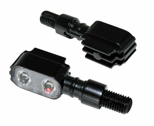 Shin Yo Shin Yo Blinker MX-1 LED schwarz  - 64-2998