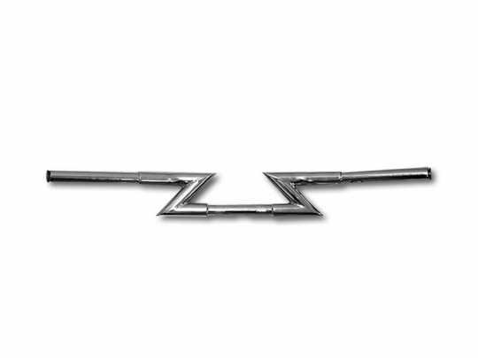 """Custom Chrome Z-Bars 1 1/4"""" Lenker  - 64-8960"""