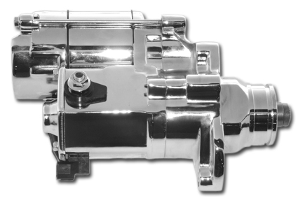 Terry Components 1,5 kW Starter chrome