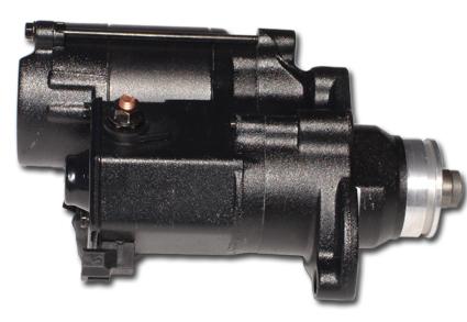 Terry Components Terry Components 1,5 kW Anlasser schwarz  - 64-0686