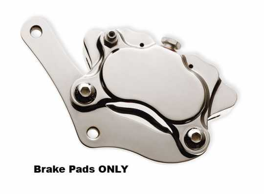 Custom Chrome Replacement brake pads  - 64-0749