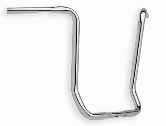 "CycleSmiths CycleSmiths 19"" Ape Hanger chrom  - 64-0983"