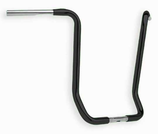 "CycleSmiths CycleSmiths 19"" Ape Hanger schwarz  - 64-0984"