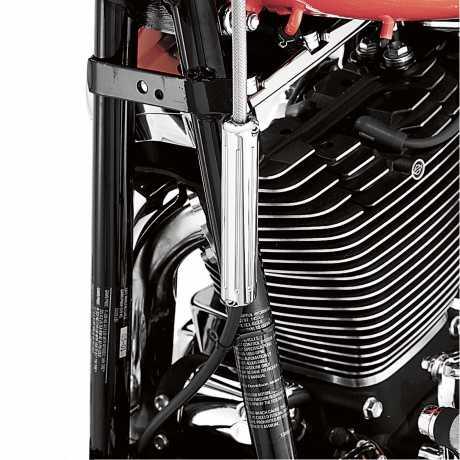Harley-Davidson Billet Clutch Cable Adjuster Dust Cover  - 64108-03