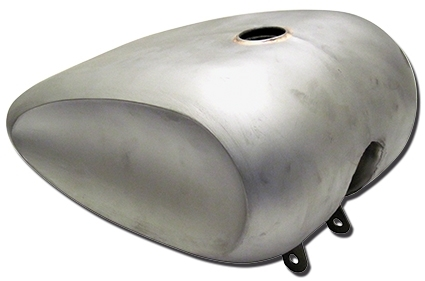 Paughco Lucky Fucker Indian Larry Dished Tank  4.5 Gal  - 64-1912