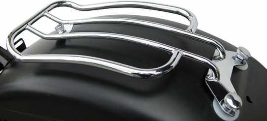 "Motherwell Motherwell Solo Luggage Rack 7"" chrome  - 64-2979"