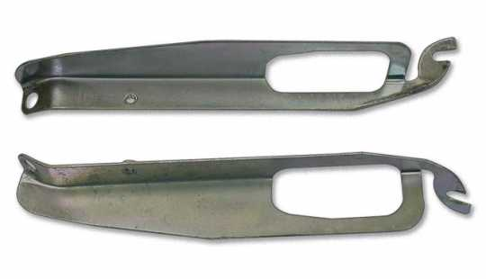 Custom Chrome Heavy-Duty Lautsprecher Halter  - 64-3230