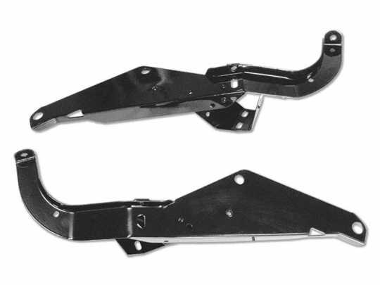 Custom Chrome Heavy-Duty Fairing Brackets  - 64-3231
