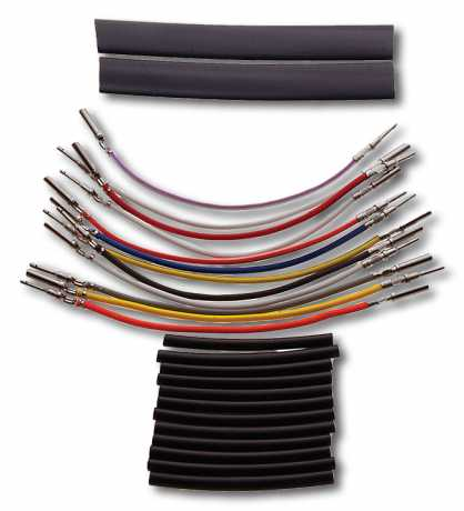 Novello Novello Wire Extension Kit (15 wires & cruise control)  - 64-7673V