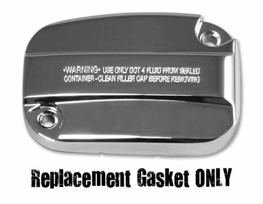 Custom Chrome Replacement Gasket  - 64-8031