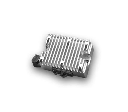 Motor Factory Motor Factory Voltage Regulator chrome  - 64-8363