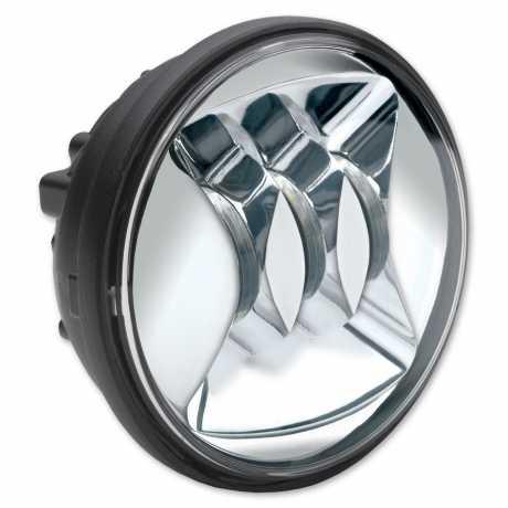 """JW Speaker JW Speaker LED 4.5"""" Spot Insert, chrome  - 65-3182"""