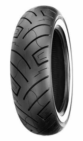 Shinko Shinko Rear Tire 170/80 B15 83H (Tubeless) SR-777WW Whitewall  - 65-5752