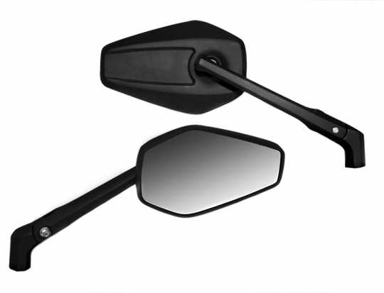 Shin Yo Shin Yo Spiegel Booster 2 Alu schwarz  - 65-5814